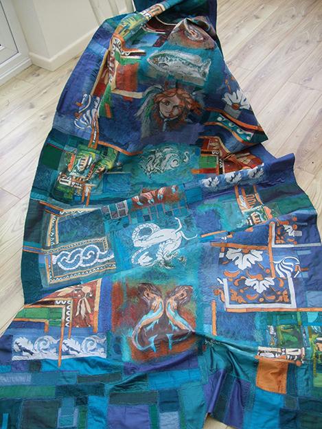 OsborneHouse'Floor Cloth'1.15x2.50cms